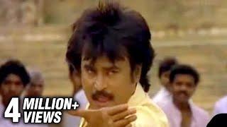 Rajnikanth & Nadiya in Yengutta Modade - Rajadhi Raja - Superstar Rajni Songs
