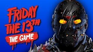 SAVINI JASON RETURNS! | Friday The 13th: The Game (ft. Gorilla)