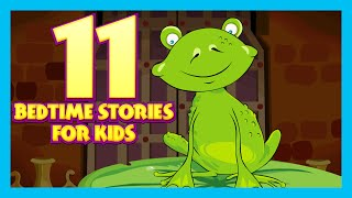 11 Bedtime Stories For Kids | Fairy Tales For Children In English | Story Collection