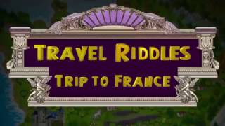 Travel Riddles Trip to France - Download Free at GameTop.com