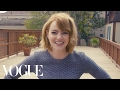73 Questions With Emma Stone | Vogue