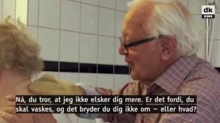 پیرترین و عاشق ترین زوج دانماركي