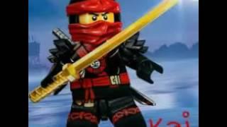 Piosenki pasujace do postaci z Lego Ninjago #2