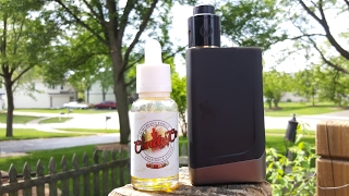 Cremes By Candy Co e-liquid review. Is it really a candy?