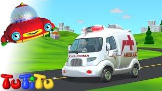 تو تي تو  سيارة إسعاف