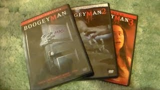 My Horror Collection - The Boogeyman Films (HD)