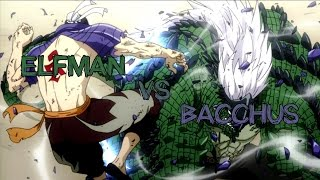 Elfman vs Bacchus - AMV - Ctrl Alt Destruction {100 Subs Video}