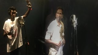 Mac San |Gana bala |  SATHIYAMA PONNA NAMBI KADHAL PANNATHA  VIDEO SONG | MAC SAN IN ANGEL OF MINE |