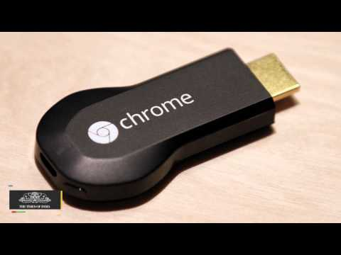 Google Chromecast Launched in India at Rs 2,999 - TOI