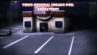 Five night at Freddy's parodia animada