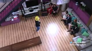 غادة الجريدي في مواقف مضحكة - ستار اكاديمي 10 -  Funny Moments Ghada Jreidi