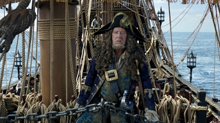 PIRATES OF THE CARIBBEAN: SALAZAR'S REVENGE - NEW extended look - Official Disney | HD