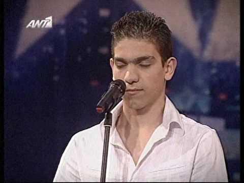 Ελλάδα Έχεις Ταλέ� το 2 Δημήτρης Μητροπά� ος Τραγούδι