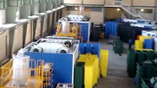 Machine d'Injection Plastique en Iran