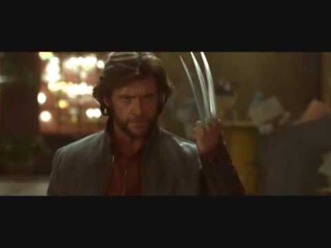 Wolverine vs Predator Trailer