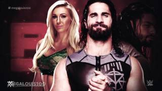 2016: WWE Raw 14th and NEW theme song -
