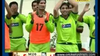 Pakistan vs New Zealand 5th ODI Highlights Hamilton 2011 part 3 HD