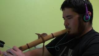 Counting Stars OneRepublic Inspired Native American Flute