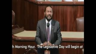 """Rep. Al Green: We must preserve the """"Justice"""" in the Justice Department"""
