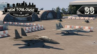 MILITARY BASE! - Cities Skylines: New Toulouse - 23