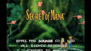 TOP 20 Best Music Secret of Mana