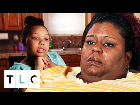 11 Year Old Looks After Overweight Mother My 600 lb Life