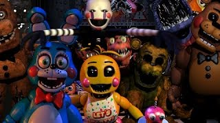Descarga FIVE NIGHTS AT FREDDY'S 3 SONG By iTownGamePlay (Canción)