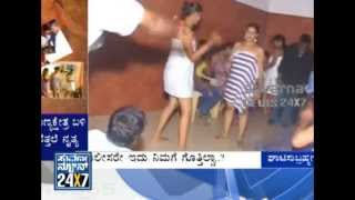 SR Valley_ Naked girls dance - Seg _ 1 - 28 May 13 - Suvarna News