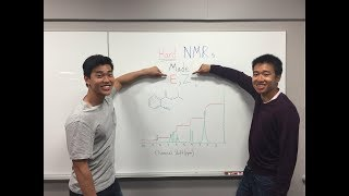 Hard NMR Made E-Z! - Problem 1 | Part 1 | (NMRs Made Easy Part 7A) - Organic Chemistry