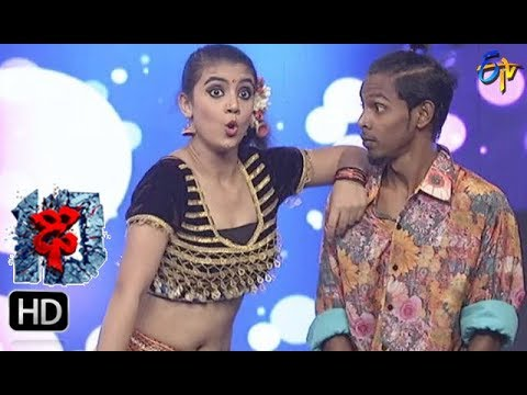 Xxx Mp4 Aqsa Khan Performance Dhee 10 22nd November 2017 ETV Telugu 3gp Sex