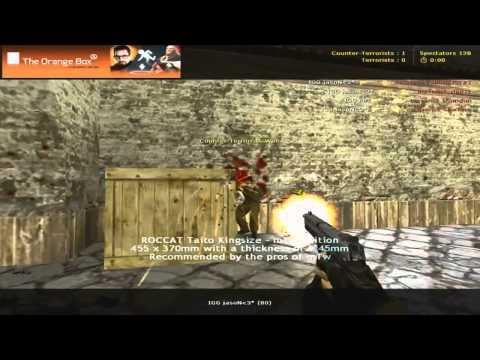 Counter-Strike 1.6 - Romania Frag Movie
