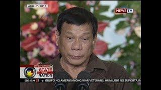 SONA: Ama ni Mayor Parojinog, pinamunuan ang Kuratong Baleleng noong dekada '80