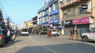 Day 2 of curfew in Jammu after protests over Pulwama attack