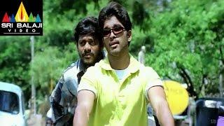 Bunny Movie Allu Arjun Raghu Babu Comedy | Allu Arjun, Gouri Mumjal | Sri Balaji Video