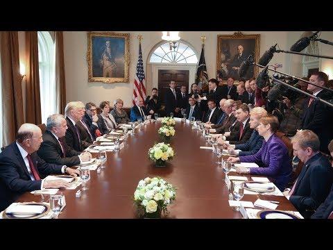 Xxx Mp4 Prezidentė Su JAV Prezidentu Donaldu Trumpu Dalyvauja Baltijos šalių Bei JAV Viršūnių Susitikime 3gp Sex