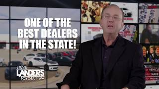 Great Place | Steve Landers Toyota NWA in Rogers, Arkansas