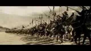 Mongol trailer