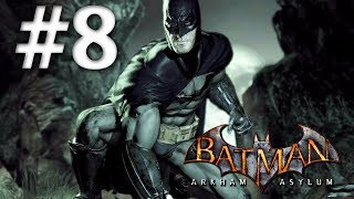 Batman Arkham Asylum - Part 8 - The Batcave - Road To Batman Arkham Knight