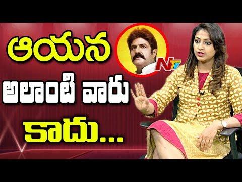 Xxx Mp4 Those Rumors About Balakrishna S Behaviour On Sets Aren T True Hari Priya Jai Simha NTV 3gp Sex