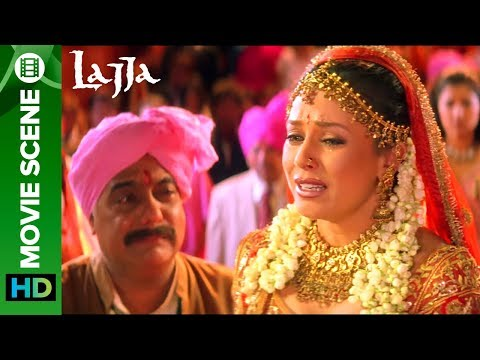 Mahima Chaudhry forced for Dowry - Lajja