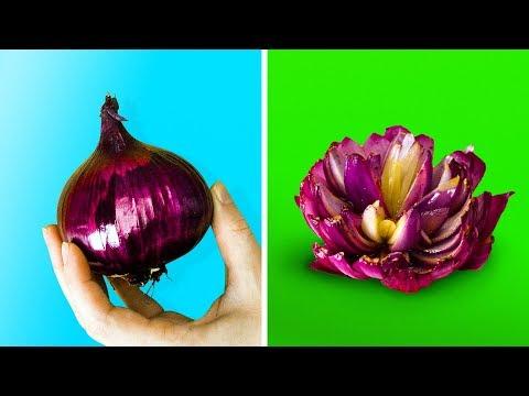 15 EASY FOOD DECOR IDEAS