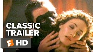 The Phantom of the Opera (2004) Official Trailer - Gerard Butler, Emmy Rossum Movie HD