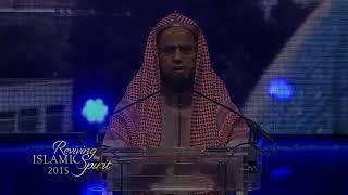 تلاوة مرئية  للقاريء الشيخ أبو بكر الشاطري سورة اﻷنبياء  في كندا