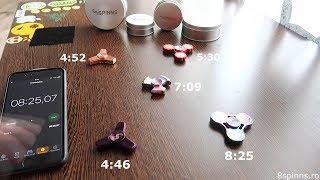 FIDGET SPINNER-UL CARE SE INVARTE 8:25 minute | OMFG