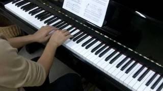 John Thompson's Easiest Piano Course Part 2 No.9 The Ballet Dancer (P.13)