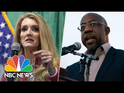 Watch Georgia Senate Runoff Debates NBC News