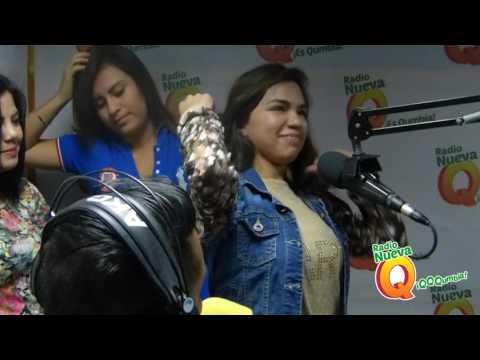Estrella Torres Thamara Gómez y Naldy lloran al recordar a sus papás