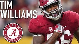 Tim Williams || Official Alabama Highlights