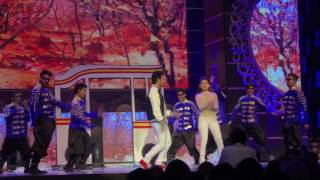 Dance Performance by Mehazabien Chowdhury and Emon at Meril Prothom Alo Award 2016