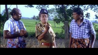 Gounder Veettu Mappillai Tamil Movie | Back To Back Comedy Scenes | Prabhu | Roja | Vadivelu